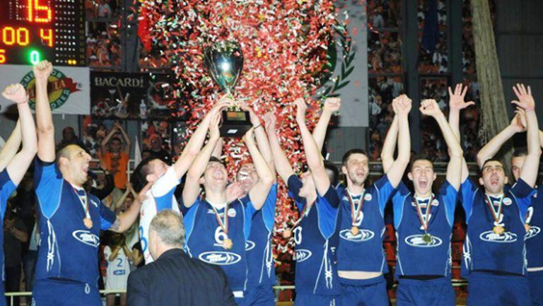 Марек ще играе в Шампионската лига в Дупница