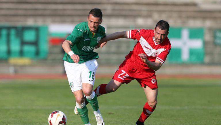 Оперираха футболист на ЦСКА - той пропуска срещите до края на сезона