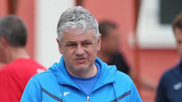 Стойчо Стоев: Играхме този футбол, който напоследък играем - изпускаме с лекота