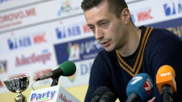 Мартин Божилов: Дошло е време да продължа кариерата си в чужбина