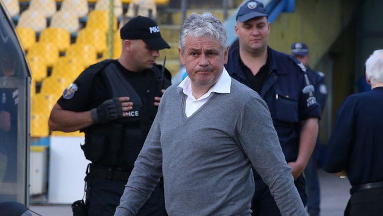 Стойчо Стоев: Хубаво е, че поражението дойде в такъв момент