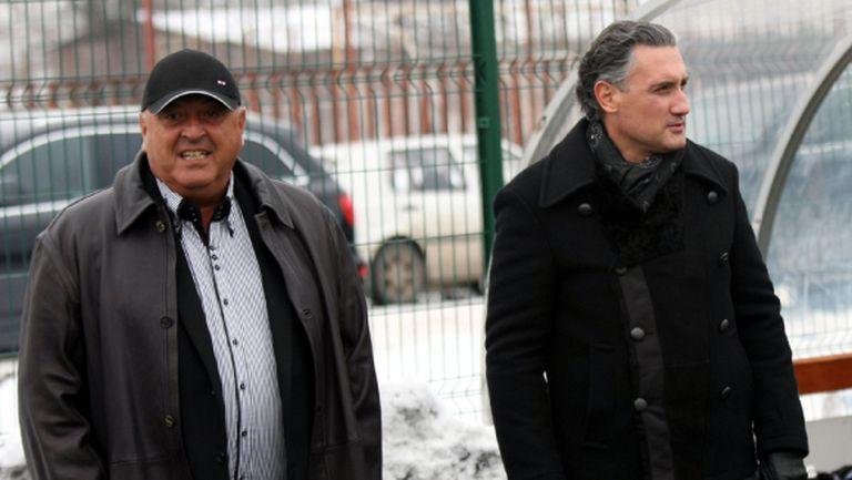 Босът на Славия: Домусчиев може да ми се разсърди, но ще споделя какво му казах лично