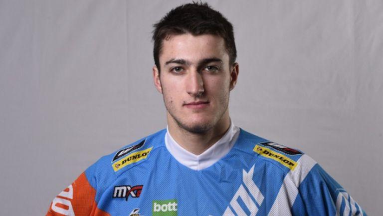 Петър Петров ще кара за заводския тим на Кавазаки до края на сезона в МХ2