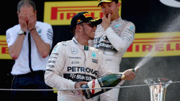 Хамилтън иска да си върне първото място в Монако
