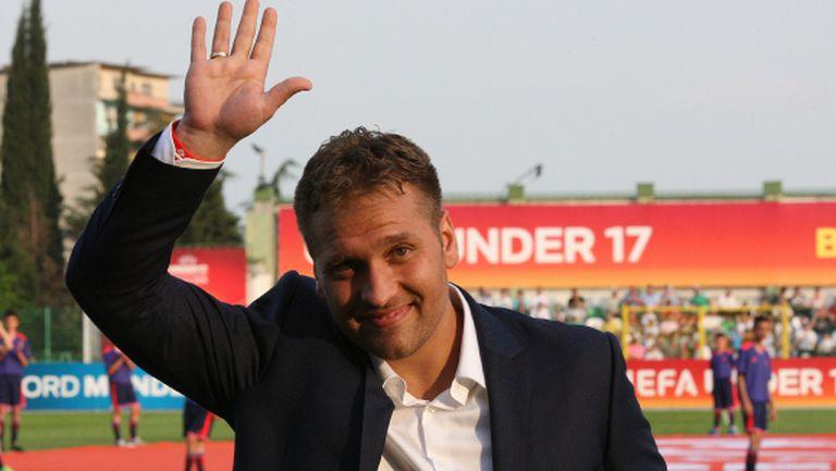 Стилиян Петров: Най-добре е ЦСКА да започне отначало, Манджуков не ми се стори притеснен
