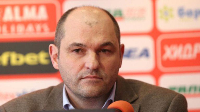 Шефът на ЦСКА: Футболистите могат да си тръгнат през лятото и да не се върнат