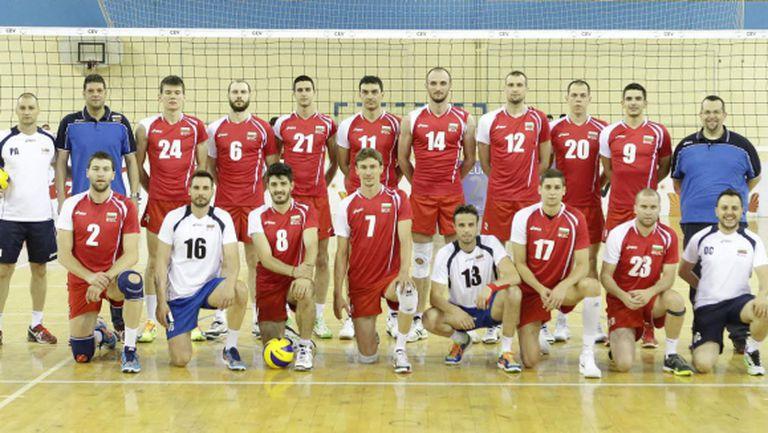 България победи Сърбия с 3:2 и във втората контрола в Белград