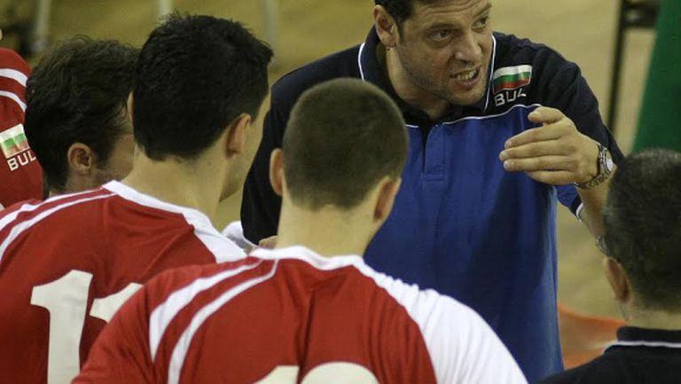 Владо Николов: За наша радост успяхме да спечелим и двете срещи (АУДИО)