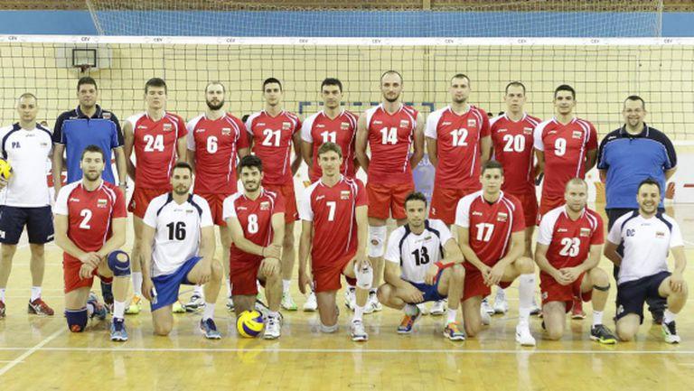 Националите се местят в Ботевград