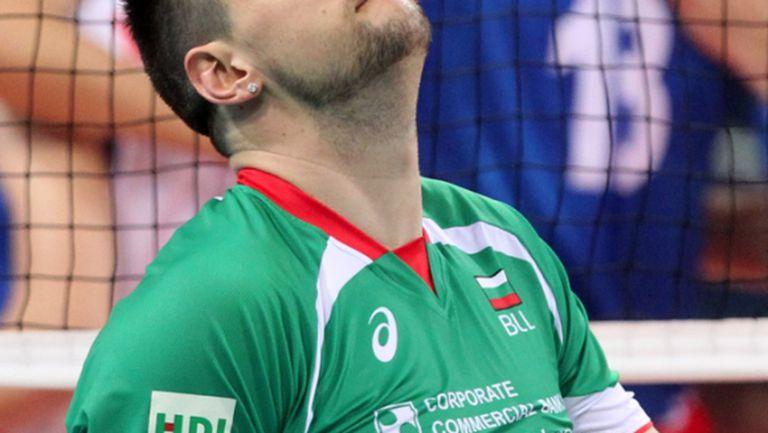 Тодор Алексиев ще е капитан на България на Европейските игри в Баку