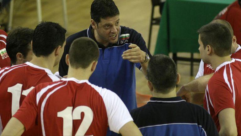 България излиза с най-добрите волейболисти срещу Канада