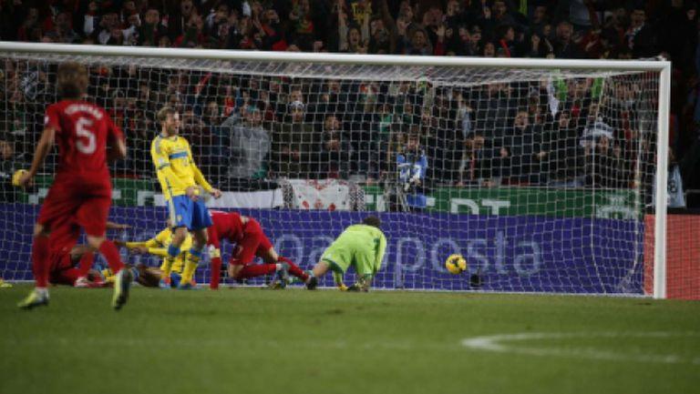 Португалия - Швеция 1:0
