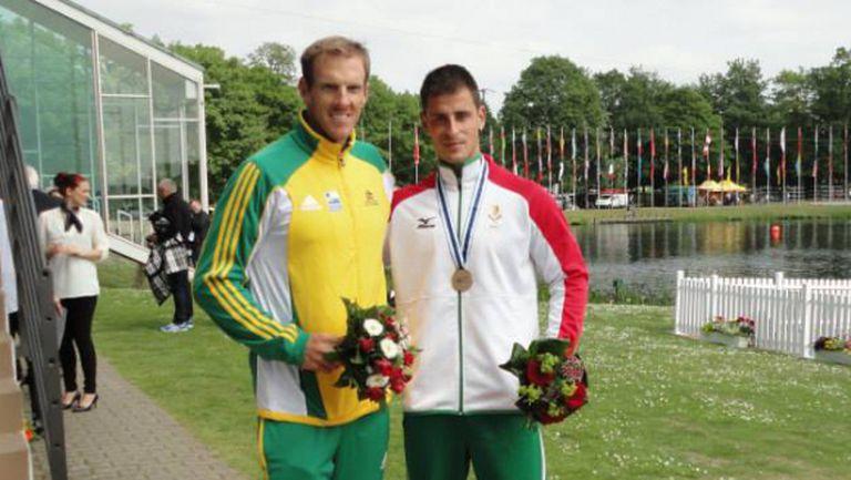 Кирчев: Ще се боря за квота и за медал на Световното (ВИДЕО)