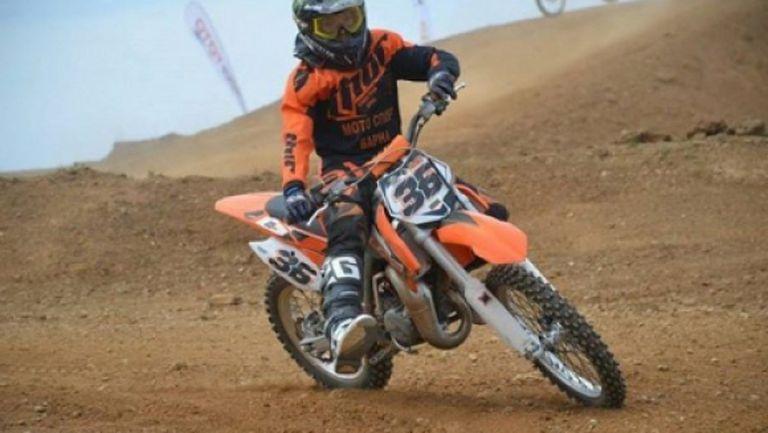 74 състезатели стартираха в 5-ия кръг на шампионата по мотокрос