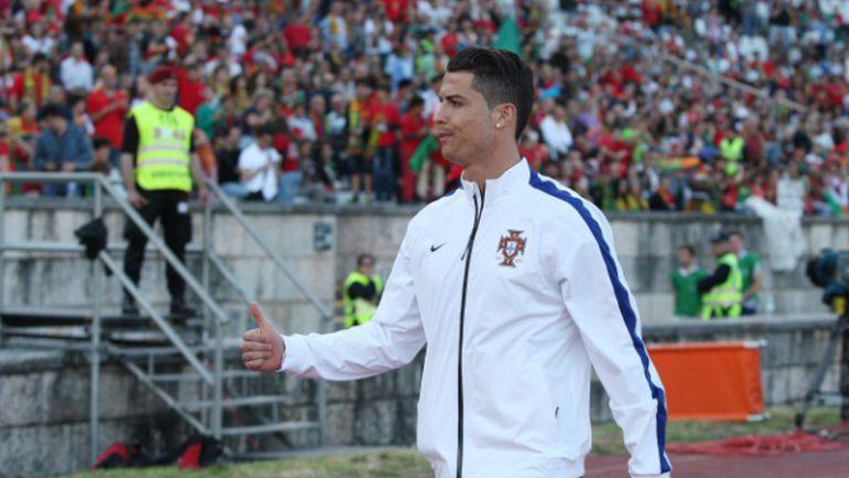 Роналдо няма да играе срещу Мексико