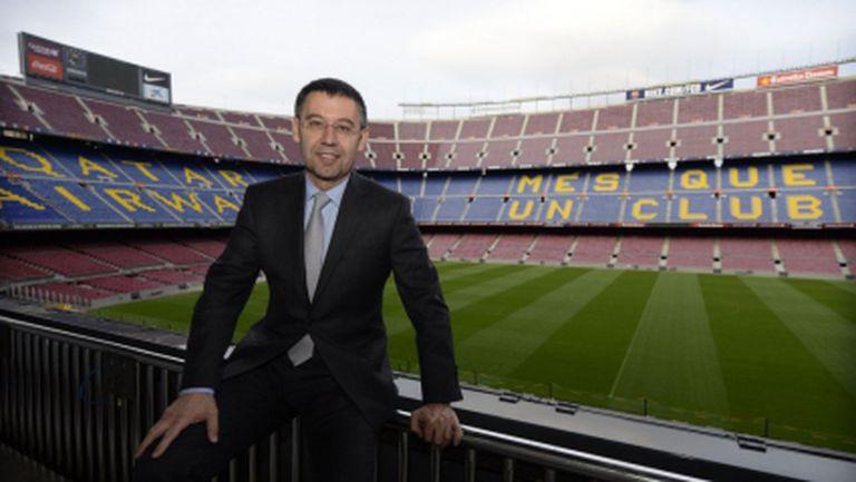 ФИФА забрани трансферите в Барселона