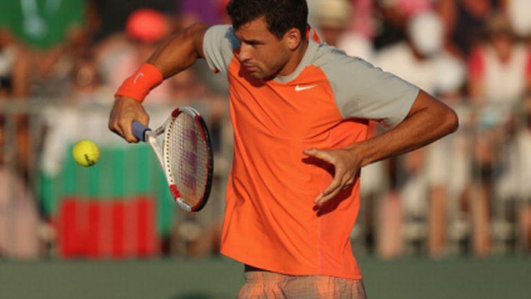 Григор Димитров: Имам още потенциал, 15-ото място не ме задоволява