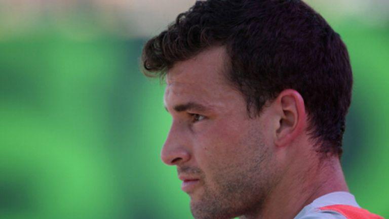 Григор срещу №690 в света в първия мач срещу Гърция