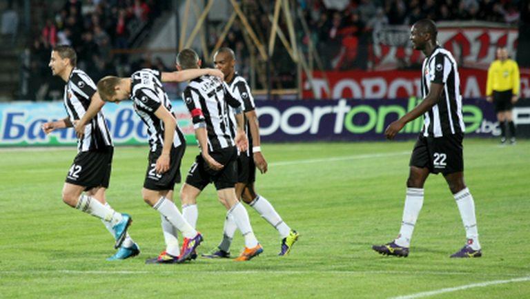 Групата на Локо за дербито на Пловдив