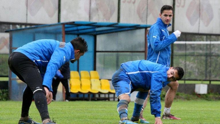 Левски ще разчита на четирима юноши за мача с ЦСКА - Рамос изненадващо в групата