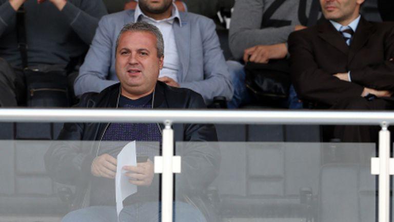 Коко Динев: Локомотив (Пд) върви към закриване