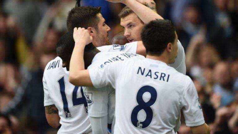 Манчестър Сити спечели една от най-важните си победи и измести Ливърпул от върха (видео)