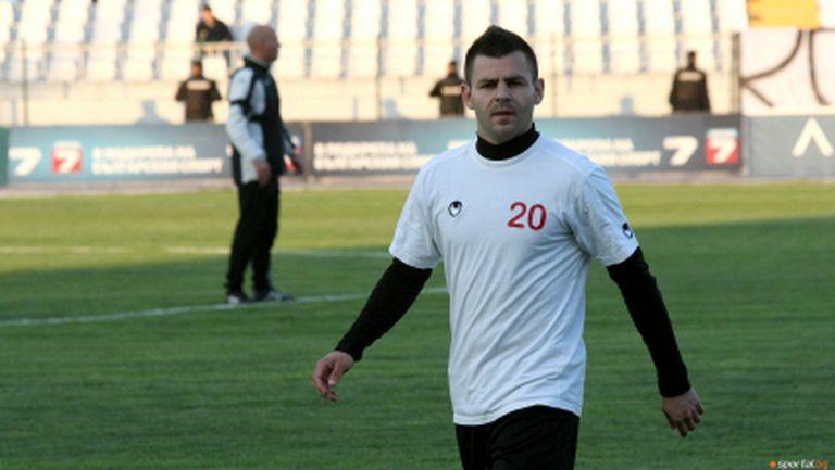 Делев: Готов съм да остана в Локомотив, ако нещата се оправят