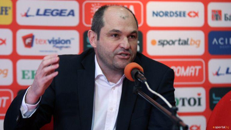 Има ли място за Мартин Петров и Тодор Янчев като директори в ЦСКА?