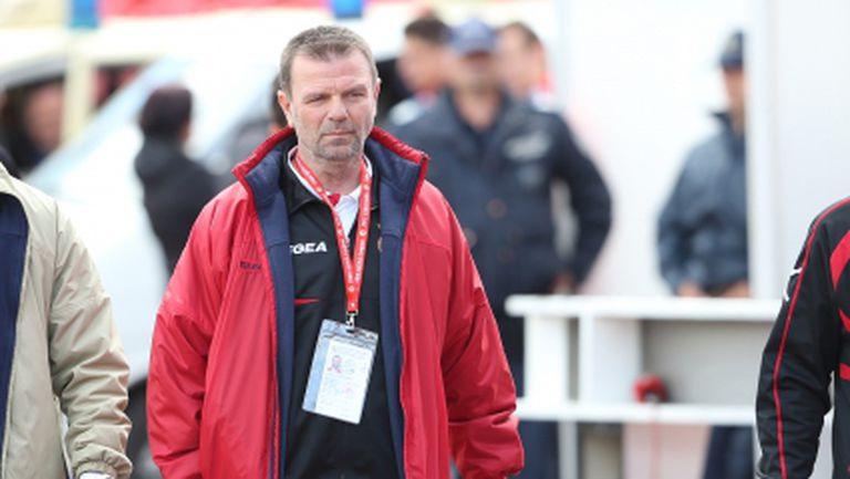 Стойчо Младенов: Сезонът бе фантастичен за ЦСКА