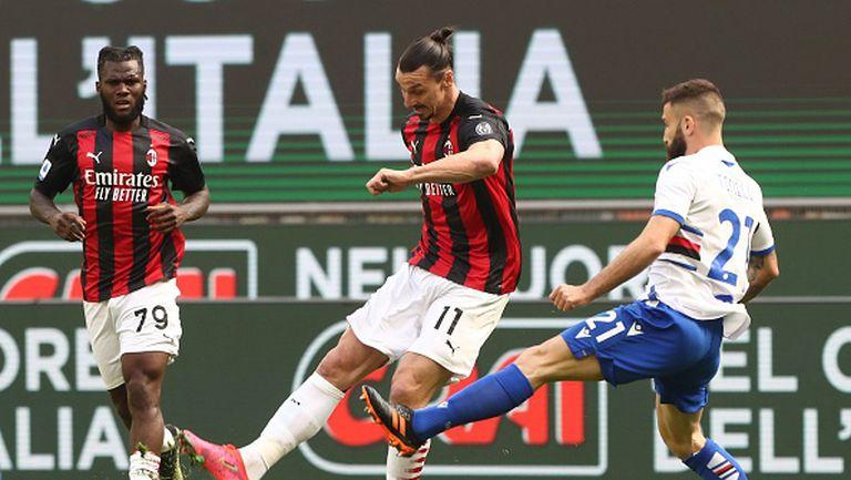 Милан преподписа с Ибра до 2022