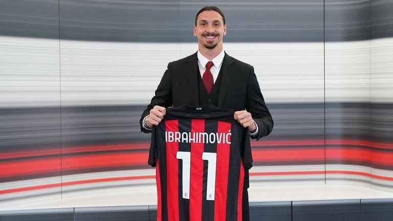 Ибрахимович: Бих останал в Милан цял живот