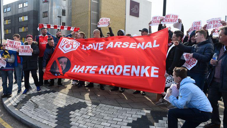 Президентът на Арсенал пак отказва да продаде клуба