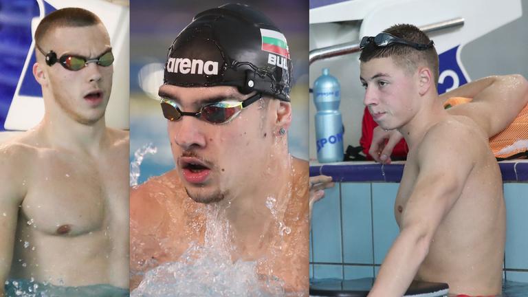 Тримата плувци с положителни допинг проби минаха през второто изслушване