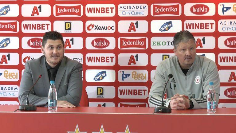 Любо Пенев предупреди своя тим преди мача с Левски