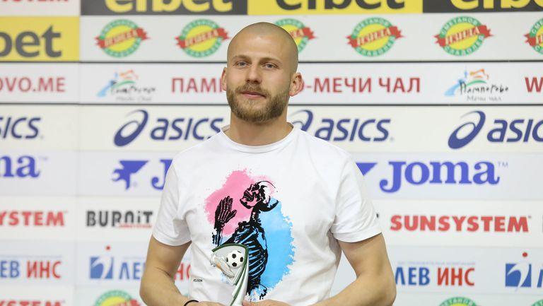 Реян Даскалов е играч №1 на 24-я  кръг