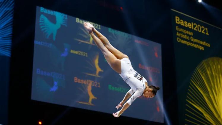 Румънката Лариса Йордаче беше хоспитализирана след квалификациите на ЕП по спортна гимнастика