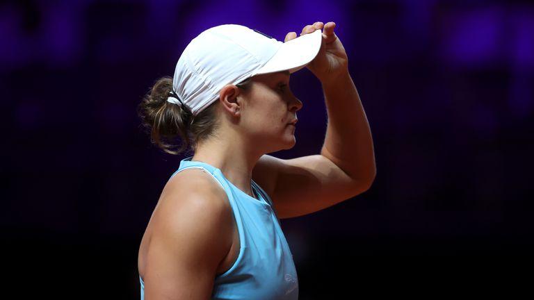 Барти пречупи Плишкова по пътя към полуфиналите в Щутгарт