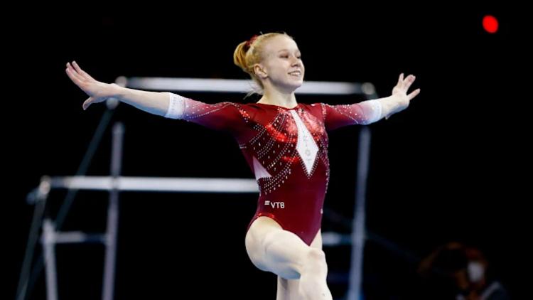 Рускиня спечели титлата в многобоя на Eвропейското по спортна гимнастика