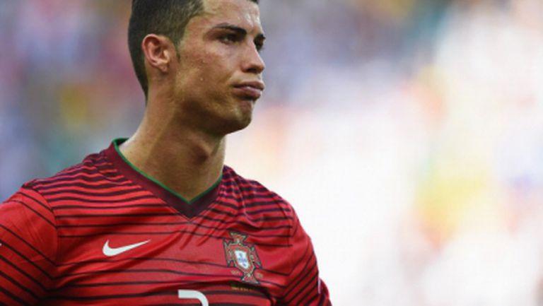 Кристиано Роналдо може да не играе повече на Мондиала