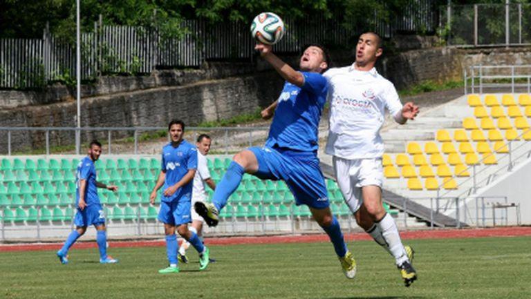 """Левски стъпи накриво срещу съперник от """"Б"""" група (видео+галерия)"""