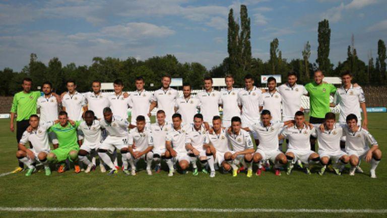 Славия ще разчита на 29 футболисти през новия сезон