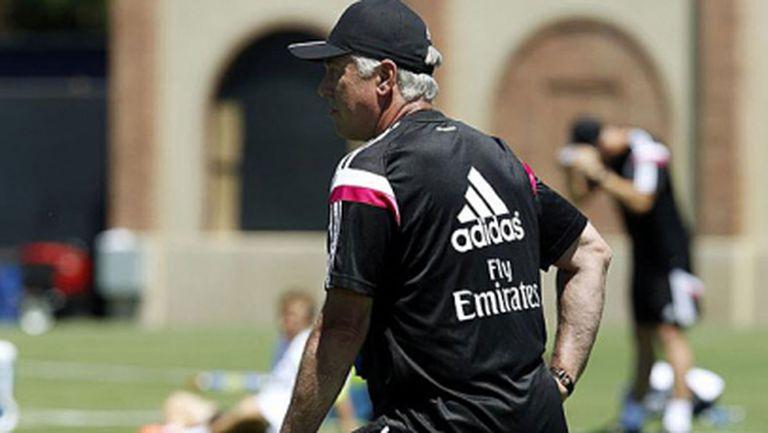 Анчелоти: Още не съм решил за вратарите