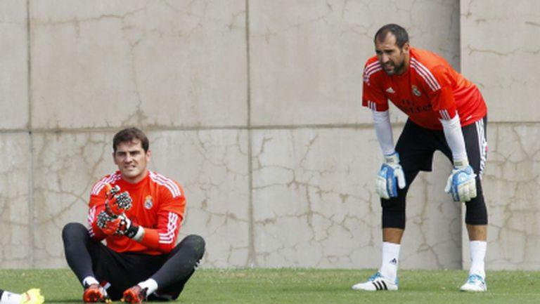 Решено: Диего Лопес напуска Реал Мадрид без трансферна сума