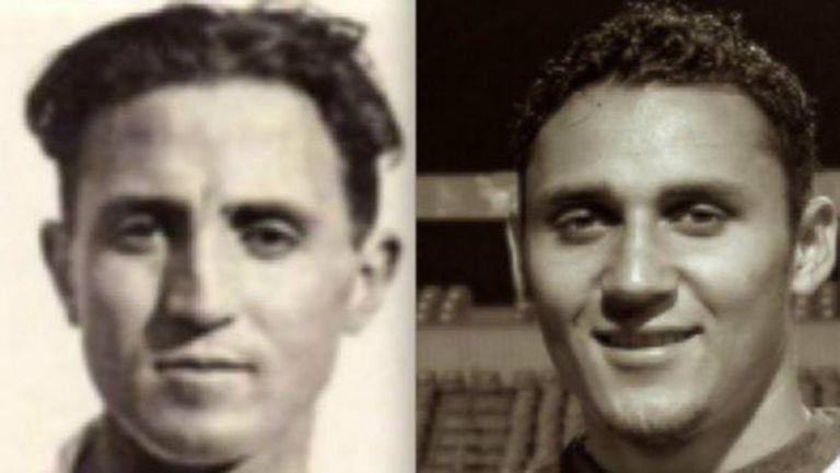 Кейлор Навас е двойник на Сантиаго Бернабеу (снимка)