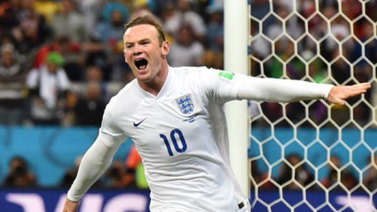 Рууни е новият капитан на Англия