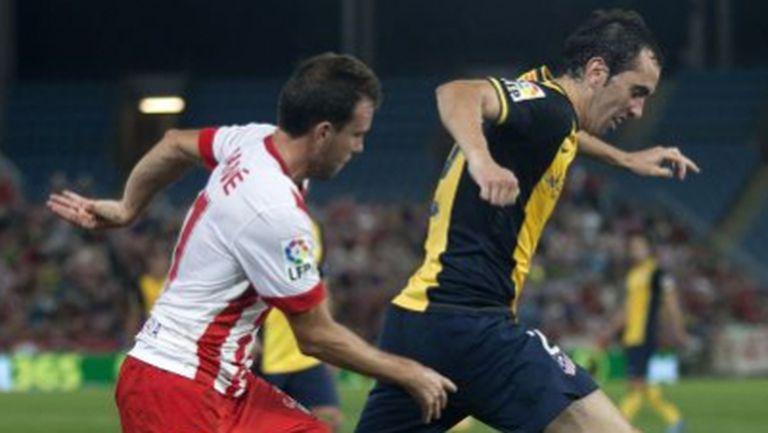 Маркова измъчена победа за Атлетико
