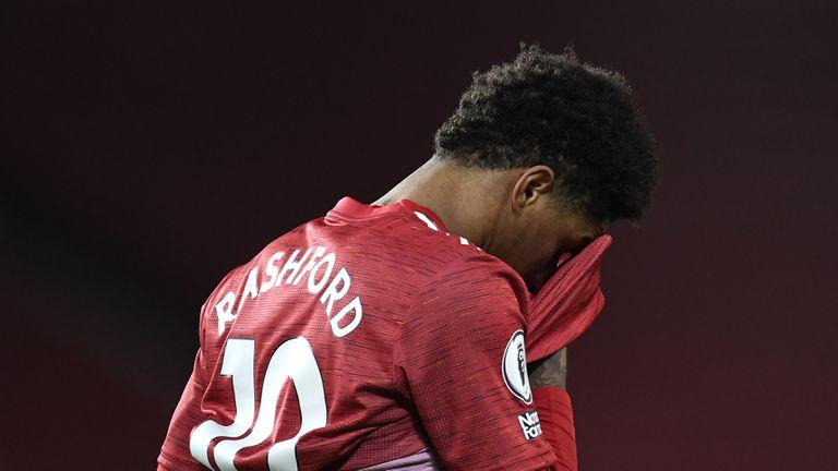 Рашфорд е под въпрос за първата квалификация на Англия