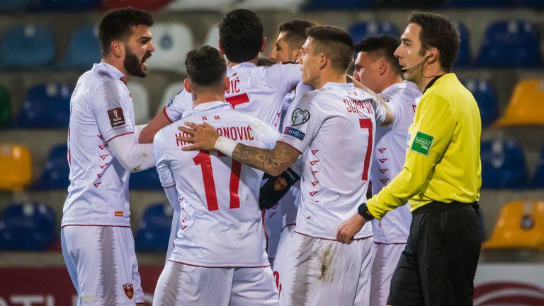 Йоветич донесе обещаващо начало на Черна гора