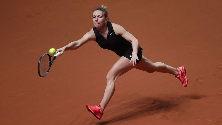 Симона Халеп се класира за полуфинал в Щутгарт