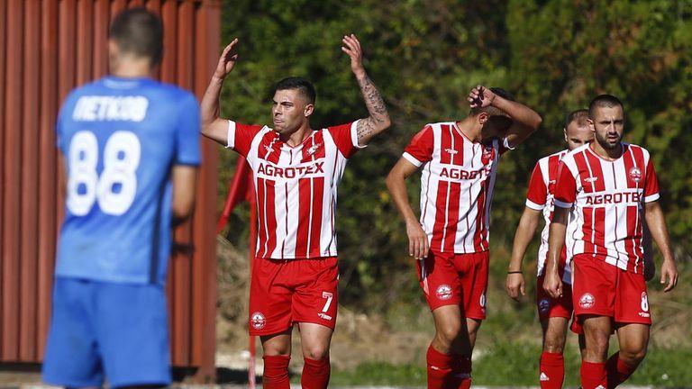 В Партизан (Червен бряг) поднесоха на трапезата две агнета, обещани от мача с Левски